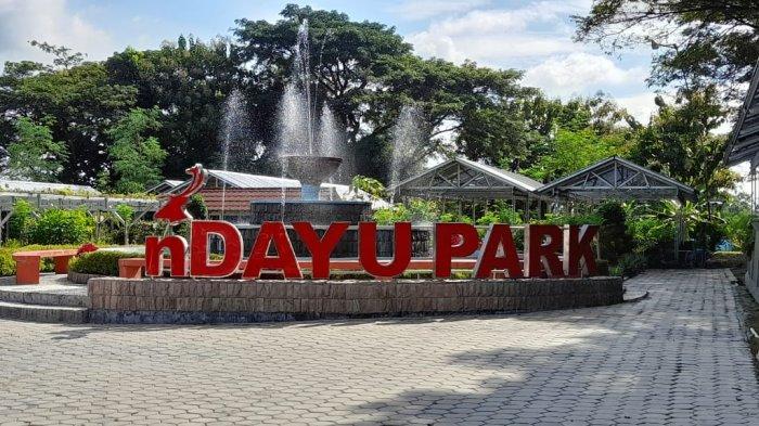 Mengisi Libur Lebaran dengan Berwisata di Ndayu Park Sragen, Obyek Wisata Untuk Keluarga