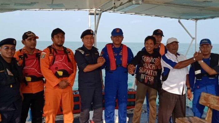 Dilaporkan Hilang Saat Melaut, Nelayan Asal Kepulauan Riau IniAkhirnya Ditemukan