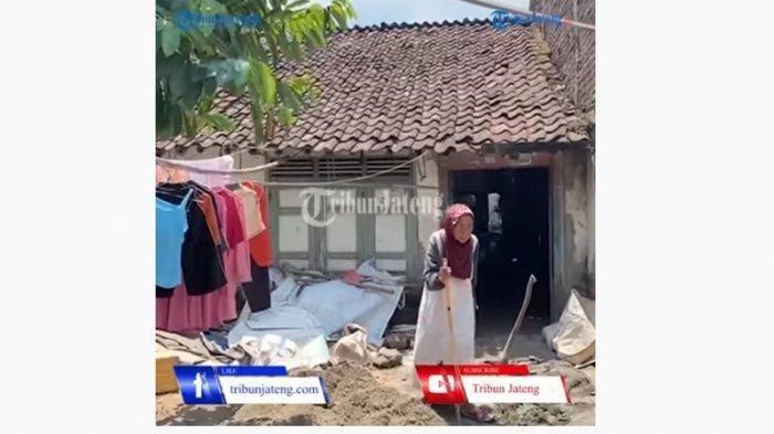 Heboh Video Nenek di Tegal Makan Nasi Berkuah Air Hujan, Ternyata Begini Fakta Sebenarnya