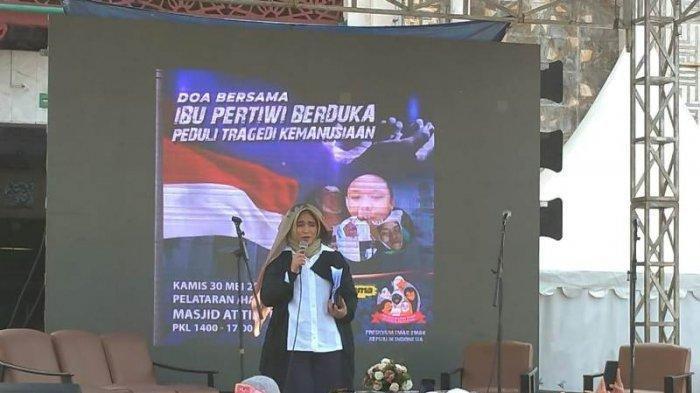 Neno Warisman, Titiek Soeharto hingga Hanum Rais Berkumpul, Doakan Korban Kerusuhan Aksi 22 Mei