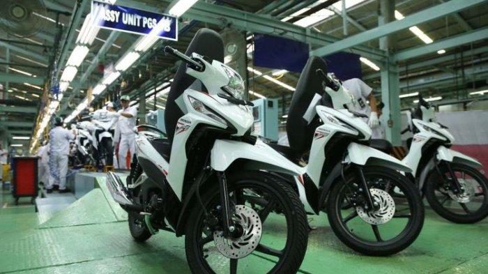 Daftar Harga Motor Bebek Terbaru Maret 2020, Honda Revo X Mulai Rp 16 Jutaan