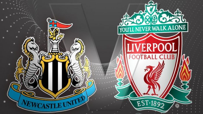 LIVE STREAMING - Newcastle vs Liverpool, Diwarnai Romansa Reuni Rafa Benitez dengan The Reds