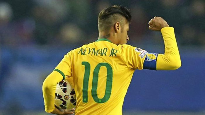 Jelang Laga Versus Kosta Rika, Kondisi Neymar Mengkhawatirkan