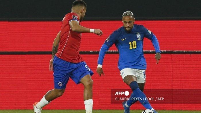 Dihujani Kritik Kelebihan Berat Badan, Neymar : Saya Akan Minta Baju Ukuran M