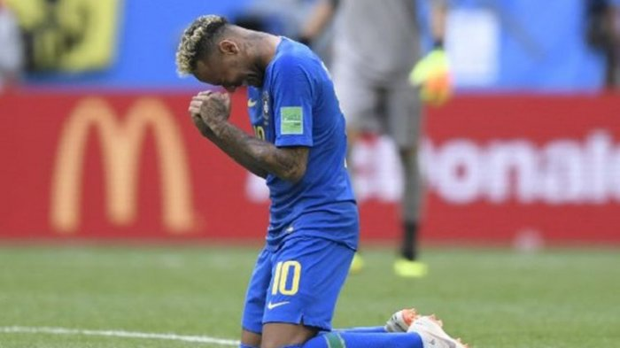 Kata Neymar soal Tangisannya Usai Brasil Kalahkan Kosta Rika