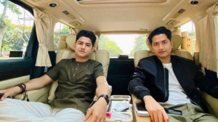 Syakir Daulay dan Sang Kakak, Zikri Daulay.