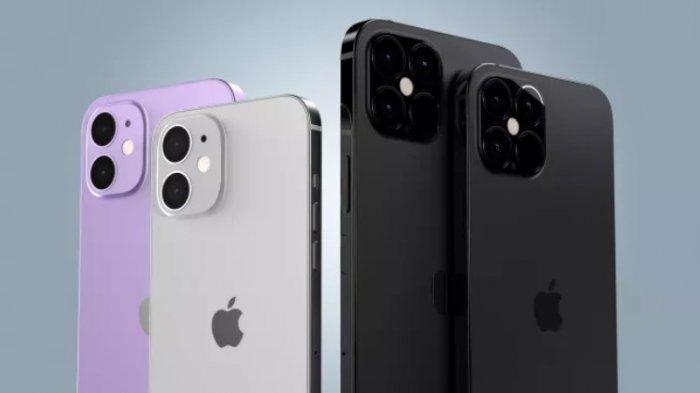 Daftar Harga iPhone 12 di Indonesia: Dibanderol Mulai Rp 14 Jutaan, Simak Spesifikasinya