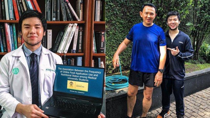 Jadi Calon Dokter, Nicholas Sean Anak Ahok Banjir Ucapan Selamat setelah Pamer Momen Sidang Skripsi
