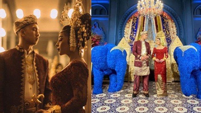 Nikita Willy Jawab Pertanyaan Soal Pernikahan: Makna Gajah di Pelaminan hingga Ritual yang Dilakukan