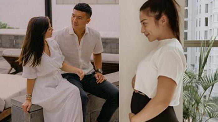 Nikita Willy Hamil 14 Minggu, Intip Potret Maternity Pertamanya Didampingi Sang Suami Indra Priawan
