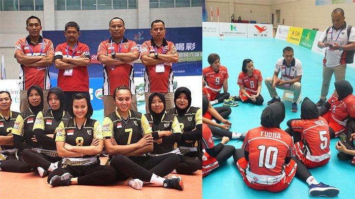 Perjuangan Atlet Voli Duduk Indonesia Nina Gusmita, Tolak Kesedihan, Beradaptasi dengan Cepat