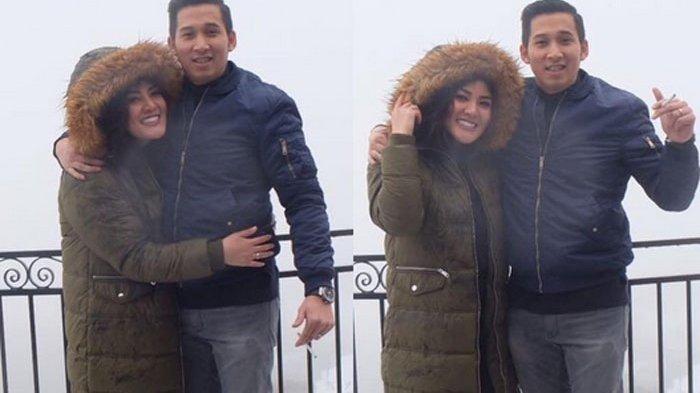 Pacaran Singkat di Thailand, Ungahan Nindy Ayunda dan Suami Bikin Netizen Baper