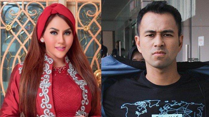 Nita Thalia Ngaku Ditawari Raffi Ahmad Jadi Istri Kedua, Suami Nagita Ngeles: Satu Aja Enggak Habis