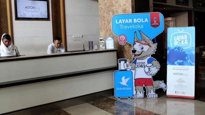Piala Dunia 2018 Kerek Kenaikan Penjualan Food and Beverages Hotel di Solo