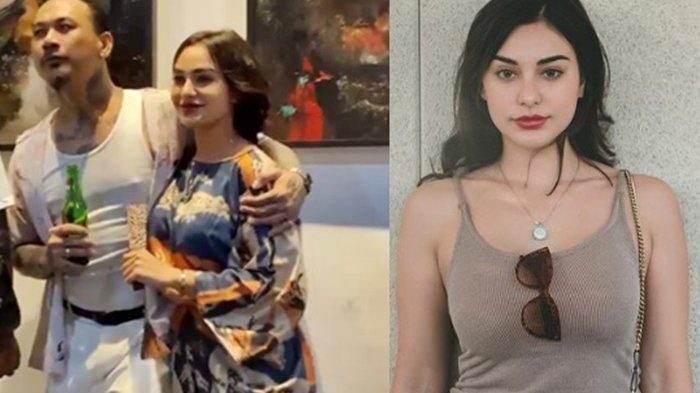 Nora Alexandra Istri Jerinx Trending di Twitter, Mengaku Sudah Menyerah Nasehati Suaminya