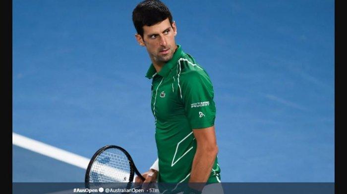 Petenis Top Dunia Novak Djokovic Dinyatakan Positif Covid-19