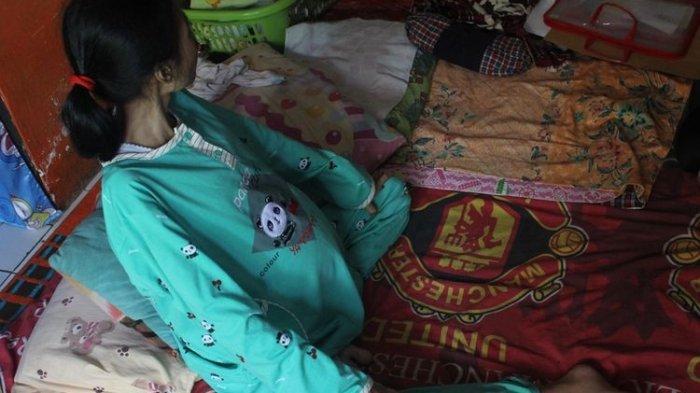 Cerita Pilu Gadis Penderita Kista Asal Cianjur, Dulu Pernah Pamer Aksi Pencak Silat di Depan Jokowi