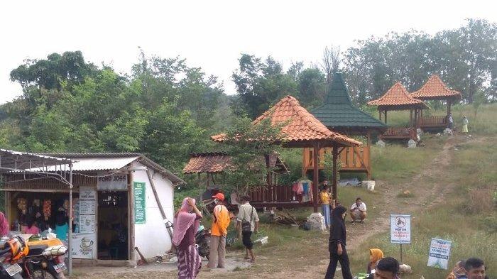 Kembali Dibuka, Objek Wisata Gunung Pegat Sukoharjo Perketat Aturan, Tak Pakai Masker Dilarang Masuk