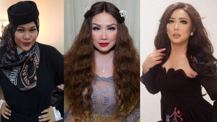 Titi DJ dan Oki Lukman Kumpul Bareng Soimah, Penampilan Biasa Tanpa Make Up Mereka Jadi Sorotan