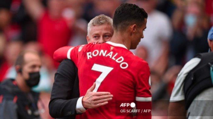 Solksjaer Mainkan Penuh Ronaldo Dalam Debutnya di Manchester United : Dia Perlu Menit Bermain!
