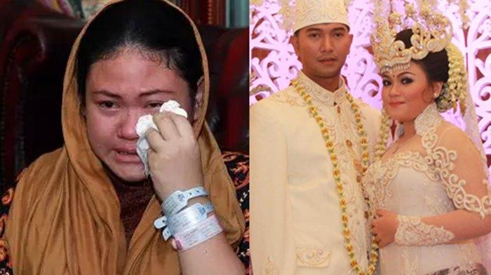 Tepat Sehari Setelah Hari Ultah Pernikahan, Putri Nia Daniati Ditalak Suaminya yang Seorang TNI