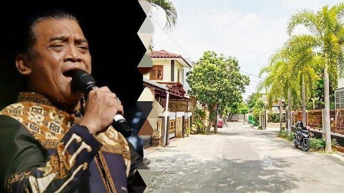 Hari Ini Setahun Didi Kempot Meninggal, Rumahnya di Solo Sepi, Yan Vellia : Yasinan Sudah 10 April