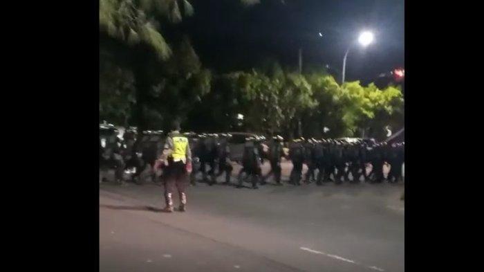 2 Jam Patroli, 23 Orang Diamankan Polisi, Ada Yang Sempat Motret Petugas Sebelum Digelandang