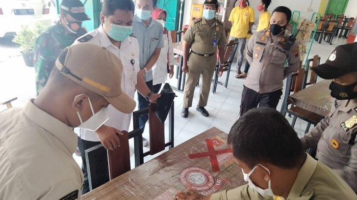 Viral Pemilk Kafe Minta Ditembak Mati Saja saat Operasi Yustisi, Bingung Beri Gaji 30 Karyawan