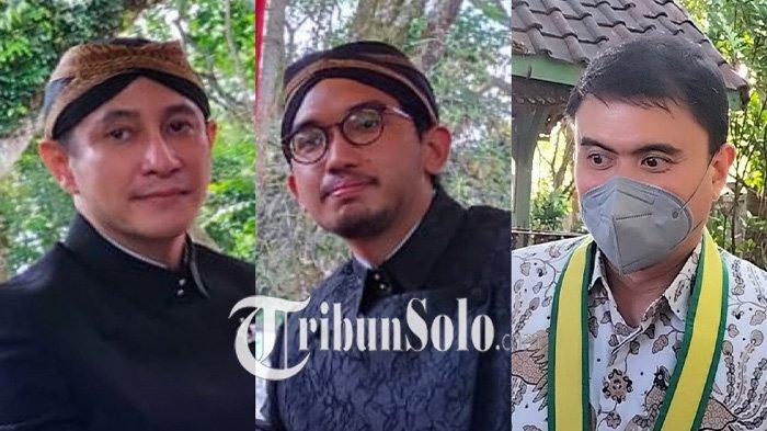 Lengkap, Ini 3 Sosok Calon Raja Pura Mangkunegaran Solo : Terbaru KRMH Roy Rajasa Ziarah ke Leluhur