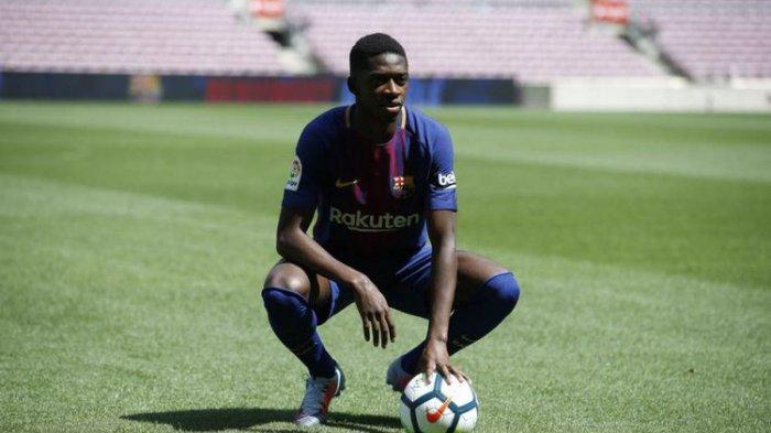 Masuki Musim Terakhir, Pembicaraan Kontrak Ousmane Dembele dengan Barcelona Alot