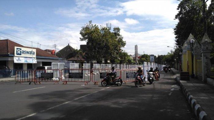 Kawasan Kottabarat Akan Bebas dari Kendaraan Parkir Saat Overpass Manahan Solo Nanti Dioperasikan