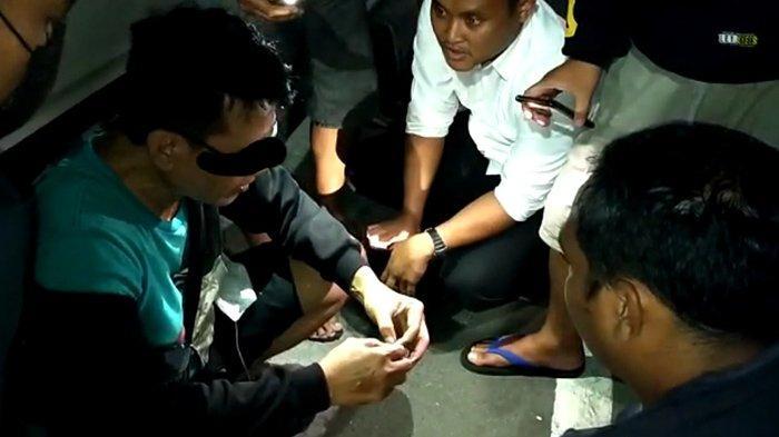 Pria Mencurigakan di Jalan Sepi Wonogiri, Ternyata Mau Transaksi Sabu: Disimpan Dalam Bungkus Rokok