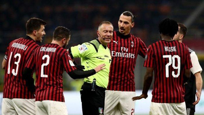 Sosok Penambal Kekosongan Lini Serang Milan, Bukan Giroud atau ibrahimovic