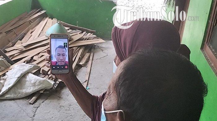 Potret Sederhananya Keluarga Khoirudin, Atlet Pencak Silat Asal Klaten yang Raih Emas PON XX Papua