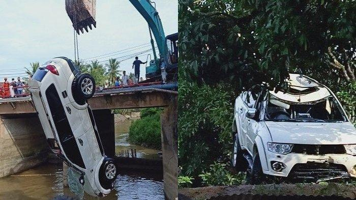 Pilunya Yepi, Kehilangan Suami & 3 Anak Sekaligus Usai Pajero yang Mereka Tumpangi Terjun ke Sungai