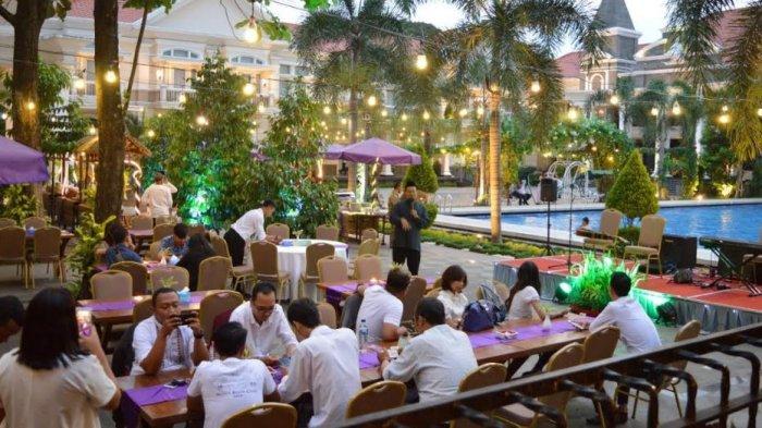 Adhiwangsa Hotel Solo Siapkan Paket Buka Bersama Bertajuk 'Monokrom Ramadhan', Apa Spesialnya?
