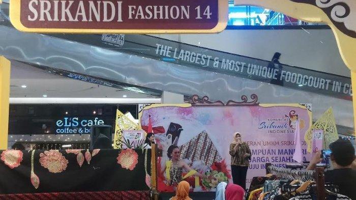 Komunitas Srikandi Indonesia Gelar Pameran UMKM di Solo Paragon Lifestyle Mall