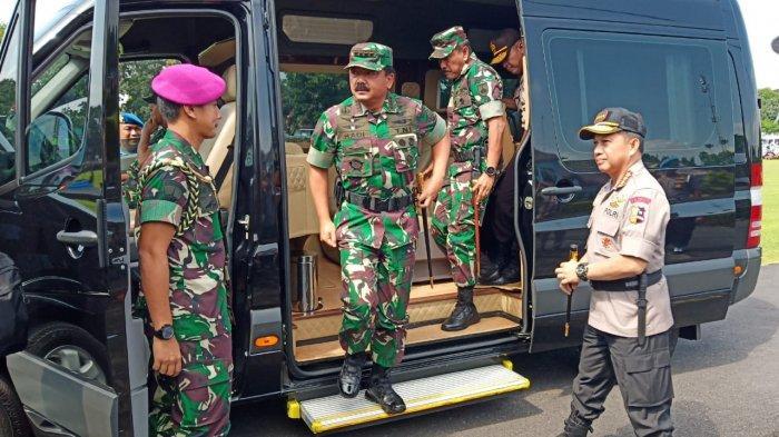 Siang Ini, Panglima TNI Hadi Tjahjanto dan Kapolri Tito Karnavian akan Pantau Exit Tol Ngasem Solo