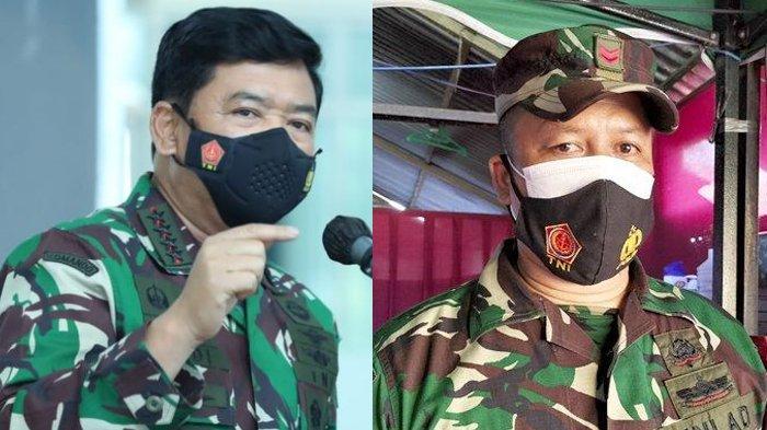 Kopral Handoko Kegirangan, Bisa Jawab Pertanyaan Panglima TNI, Akhirnya Dikirim Sekolah Bintara