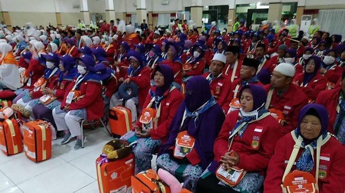 Berikut Jadwal Kepulangan Jemaah Haji Kloter 5,6, dan 7 Embarkasi Solo ke Tanah Air