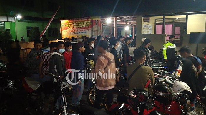 Konvoi Kelulusan di Tawangmangu, Siswa SMK Menyamar Wisatawan Diamankan Polisi