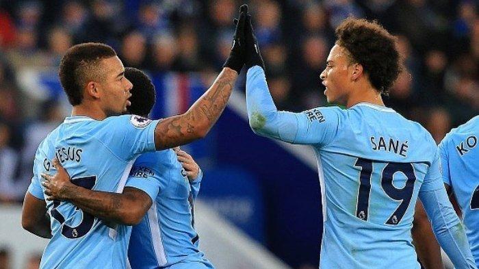 Hasil Liga Inggris, Manchester City Permalukan Tottenham Hotspur di Etihad Stadium