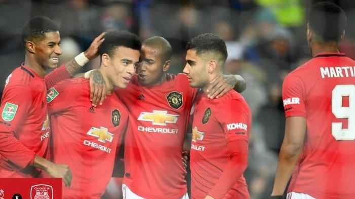 Hasil Undian Semifinal Carabao Cup: Man United vs Man City, Leicester City vs Aston Villa