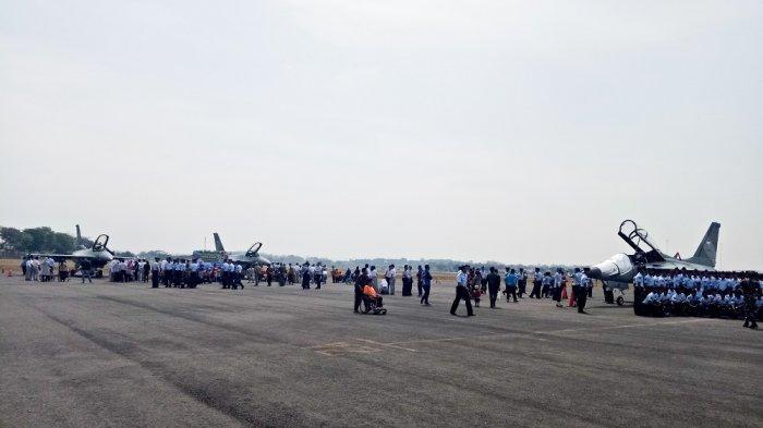 Dentuman Misterius di Solo Raya Malam Hari, Lanud Adi Soemarmo Solo: Tak Ada Latihan Pesawat Militer