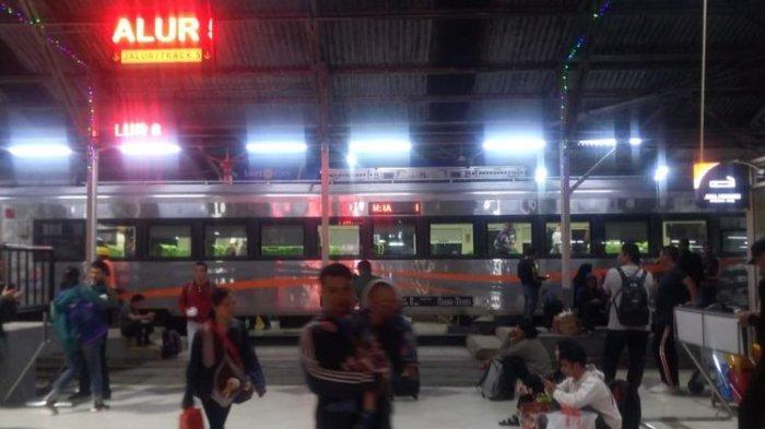 Kereta Api Anjlok di Nagreg, KA dari Bandung Menuju Jateng dan Jatim Dialihkan Melewati Jalur Utara