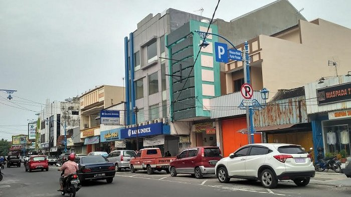 Daftar Tarif dan Lokasi Zona Parkir di Kota Solo, Berlaku Progresif Per Jam