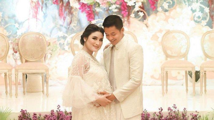 Angbeen Rishi Gelar Syukuran 7 Bulanan Hamil Anak Pertama, Intip Cantiknya Potret Istri Adly Fairuz