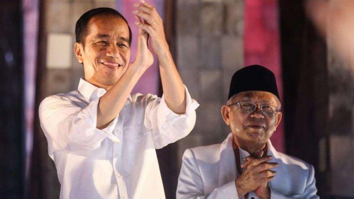 BREAKING NEWS : Jokowi-Ma'ruf Jadi Pemenang Pilpres 2019, Keluarga Besar Jokowi di Solo Ucap Syukur