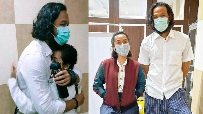 Dwi Sasono Bebas, Widi Mulia Tanggapi Komentar soal Penampilan Suaminya yang Belum Potong Rambut
