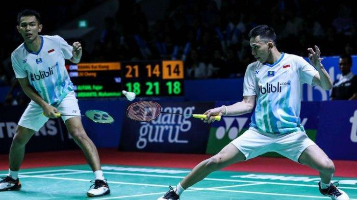 Jadwal Perempat Final Korea Open 2019 - Ada Derbi Ganda Putra Indonesia